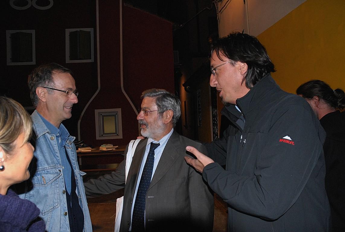 ImmerSidiverSi in Campo Negroni, Roberto Citran