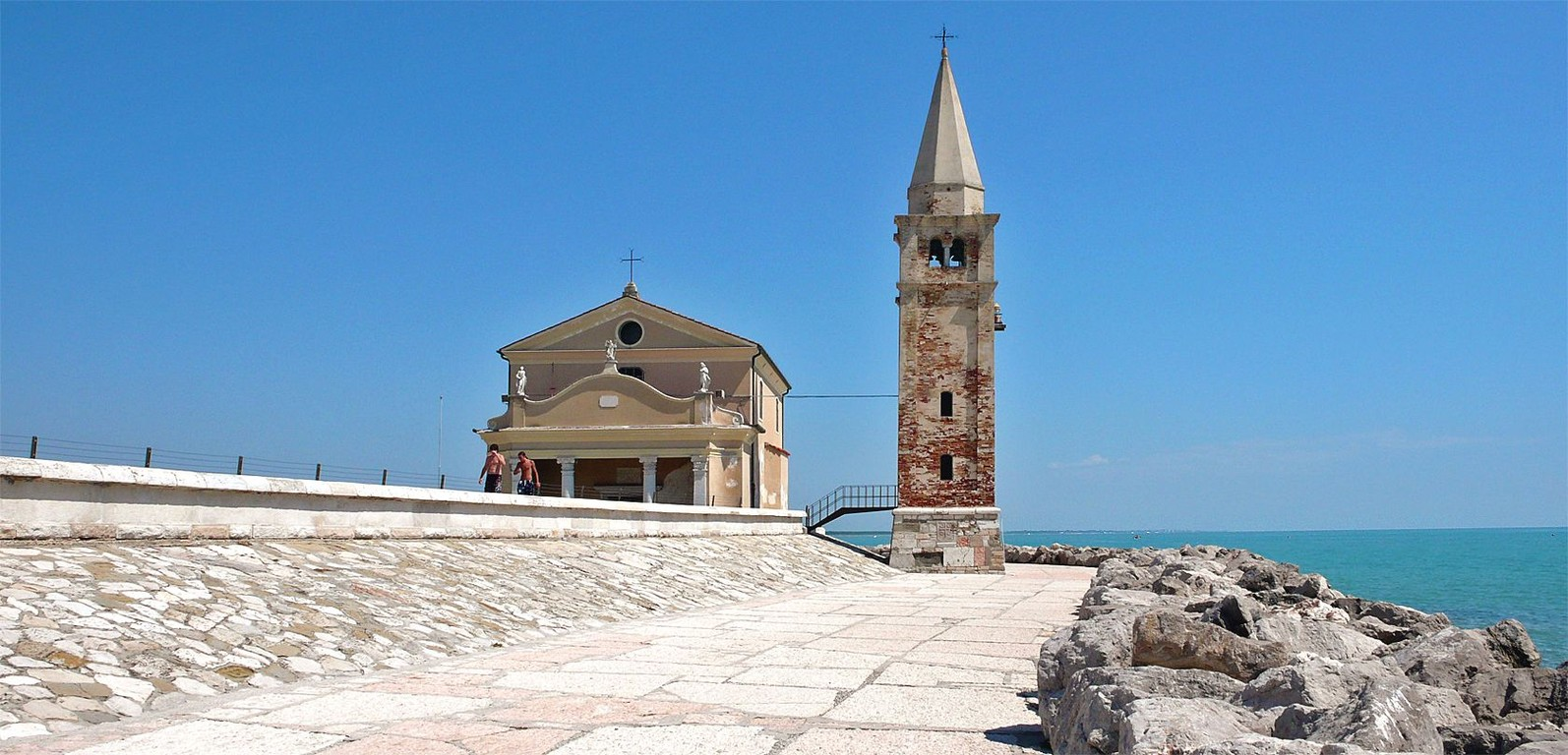 Caorle - Santuario della Madonna dell'Angelo