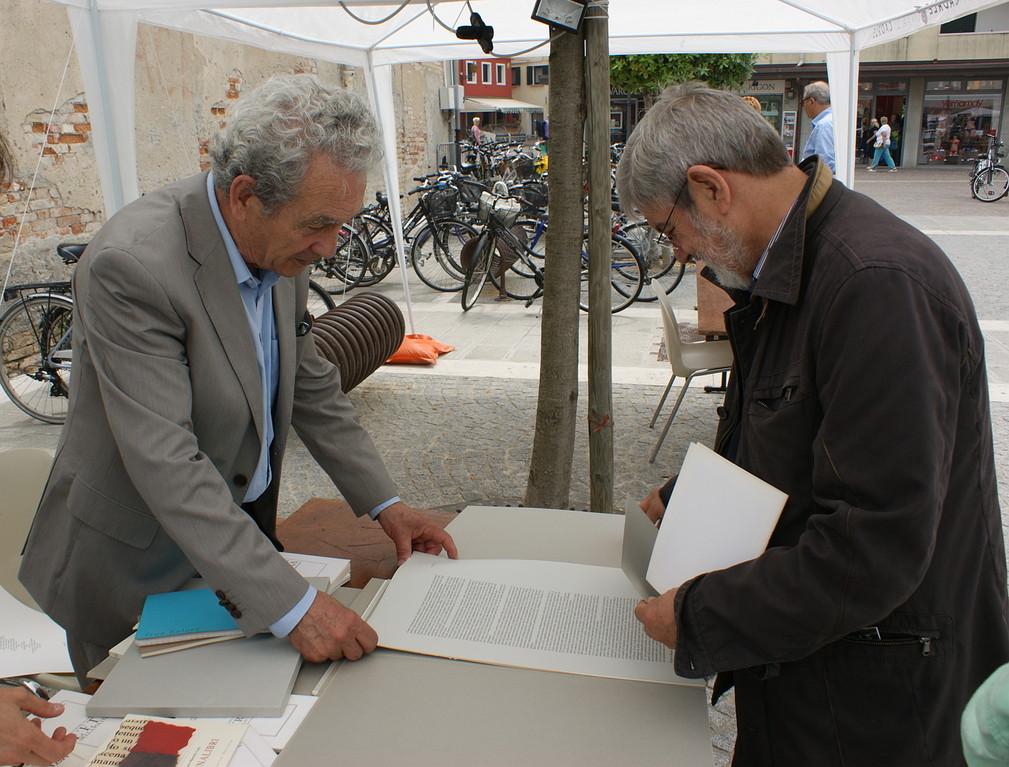 libridiverSi: Carlo Marcello Conti e Angelo Tabaro - 03/06/2012