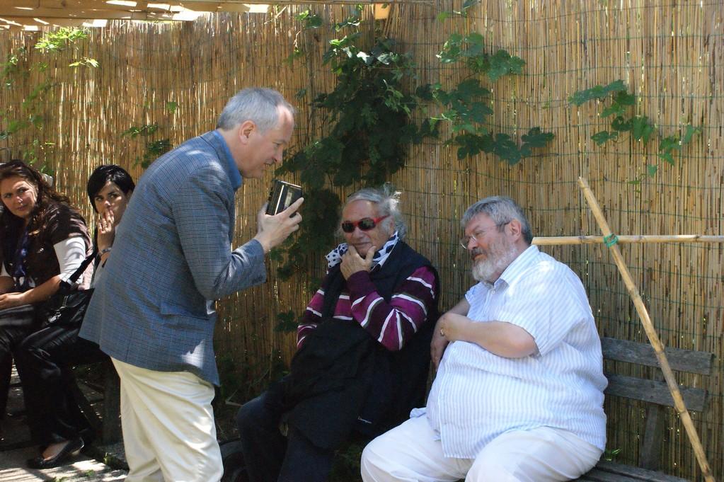 Enrico Grandesso, Tomaso Kemeny, Géza Szőcs