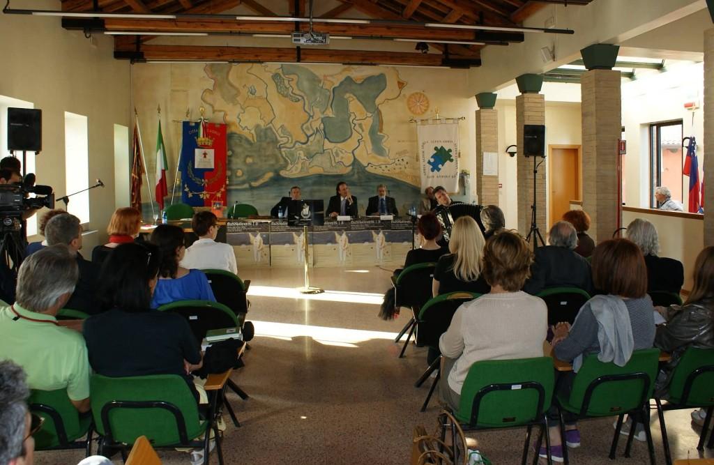 Inaugurazione - Centro Civico (Piazza Vescovado, Caorle, 28/05/2010)