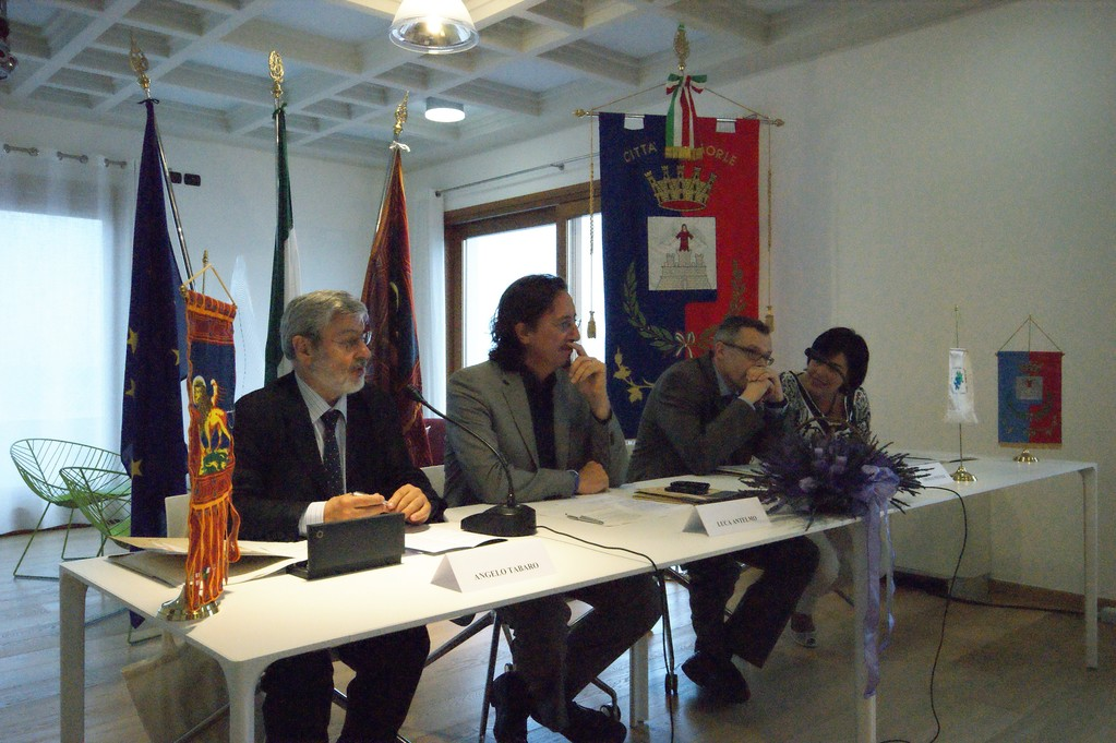 Angelo Tabaro, Luca Antelmo, Thomas Pseiner