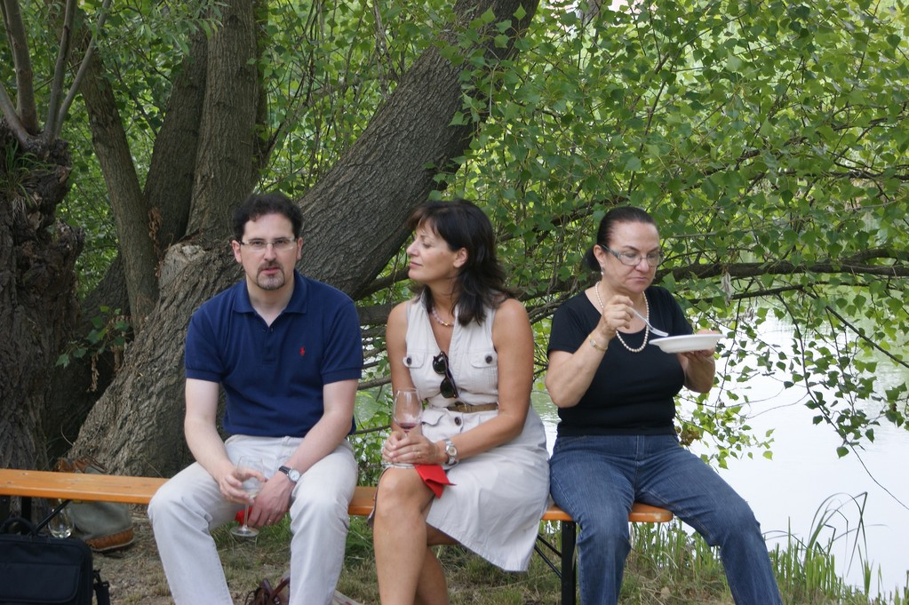 Roberto Nassi, Valeria Bertesina, Renata Visintini Lambertini