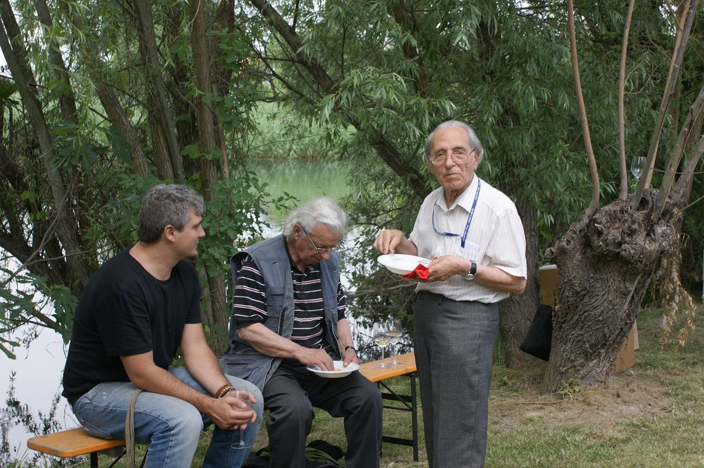 Gianluca Chierici, Nikola Kraljic, Giacono Scotti