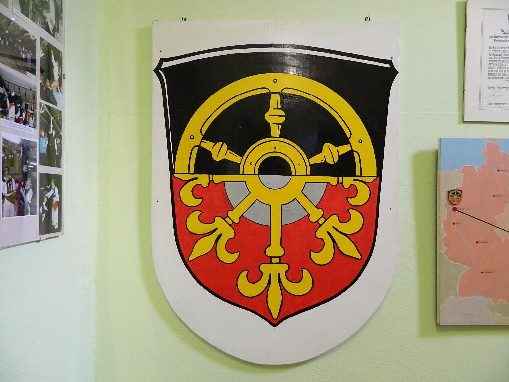 Wappen Voerde