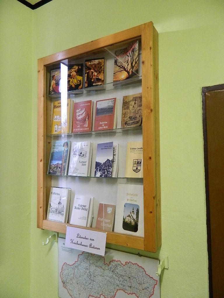 Literatur über das Hauerland