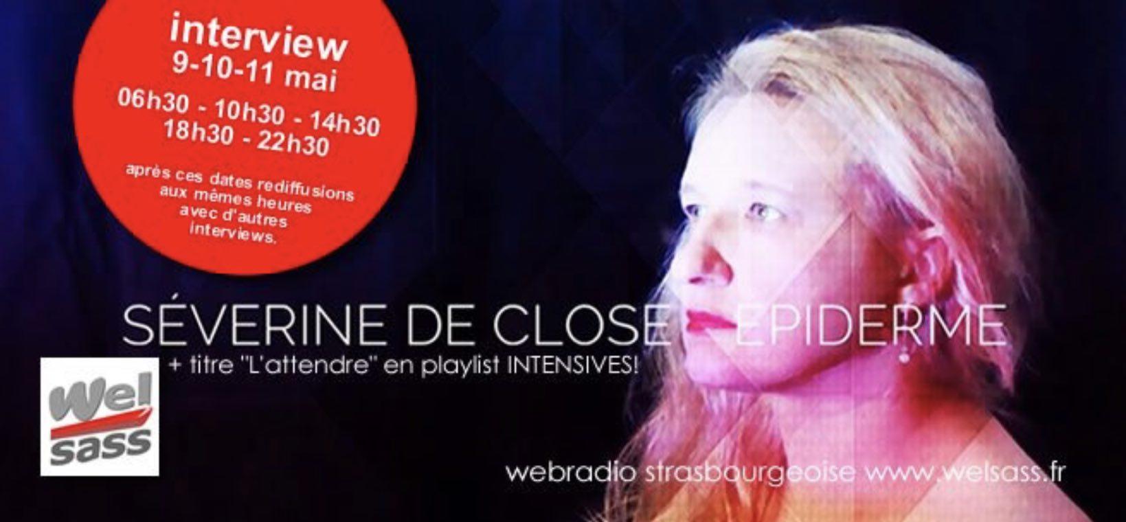 Epiderme sur Radio Welsass