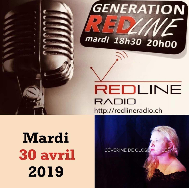 Epiderme sur Radio Redline (Suisse)