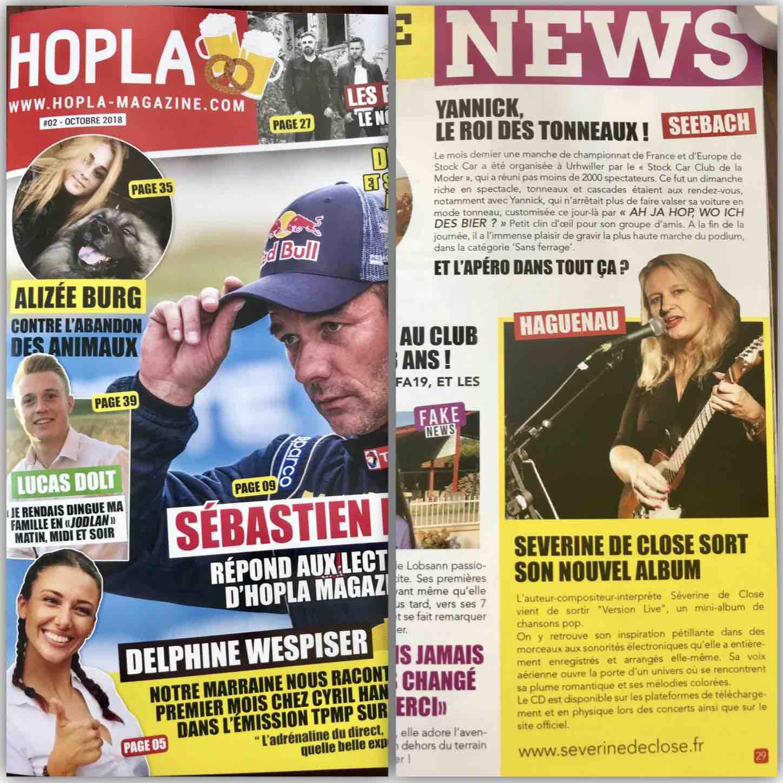 Hopla Magazine - Octobre 2018