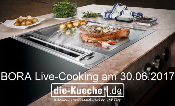 Die Küche Sonthofen | Bora Live Cooking Die Kuche Sonthofen Ihr Kuchenprofi Vor Ort
