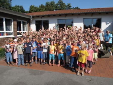 unsere Schüler im Sommer 2009