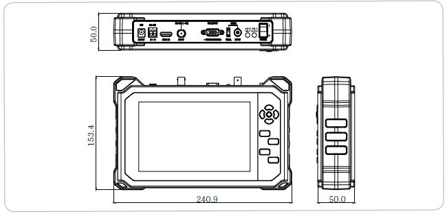 SC-MFM07HD 寸法図