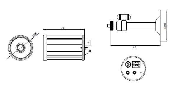 HD-SDI小型図面