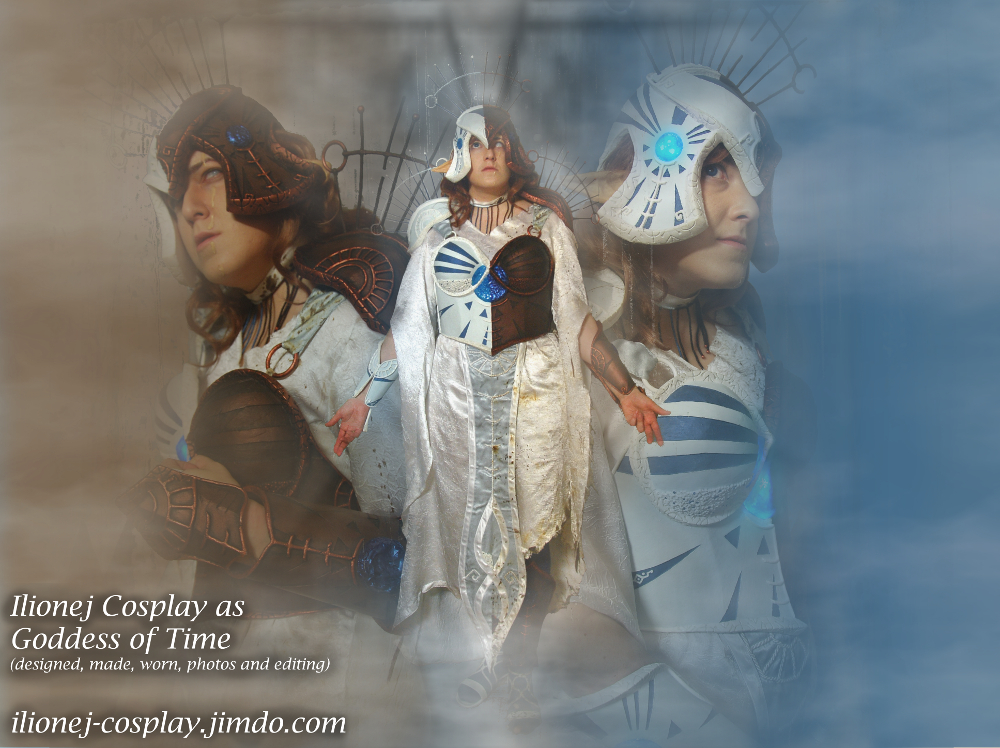 Göttin der Zeit (Legend of Zelda) - Ilionej\'s Official Cosplay Page