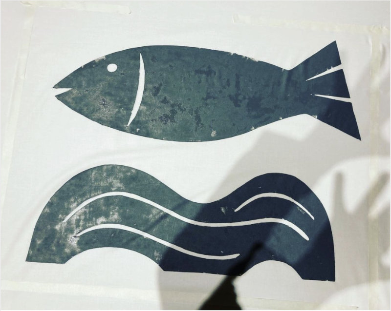 Perfekter (Doppel-)Fisch, Antonia!