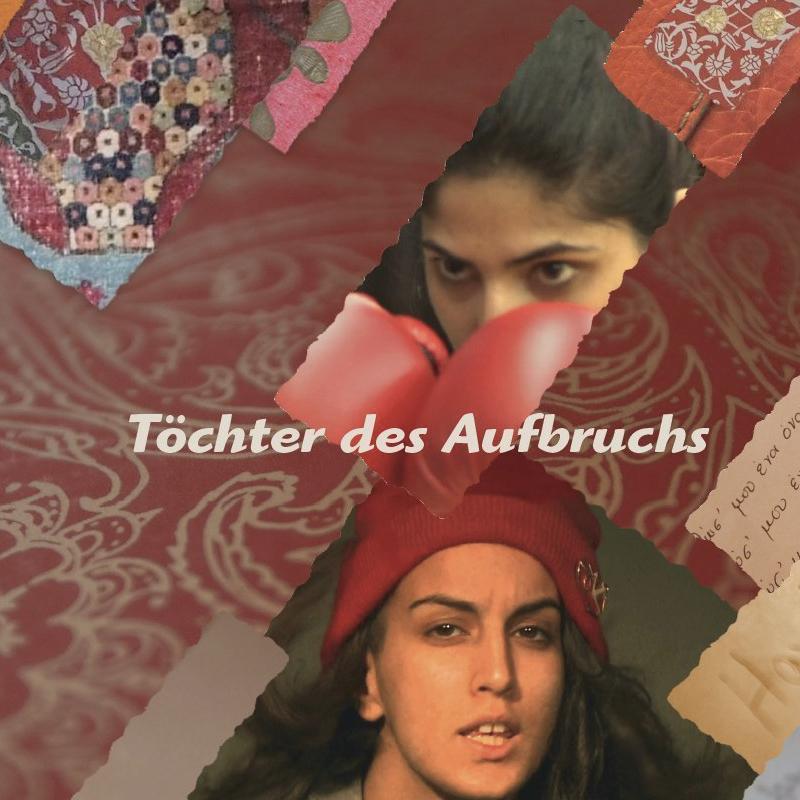 """18. Oktober 2021: """"Töchter des Aufbruchs"""" Film mit Diskussion"""