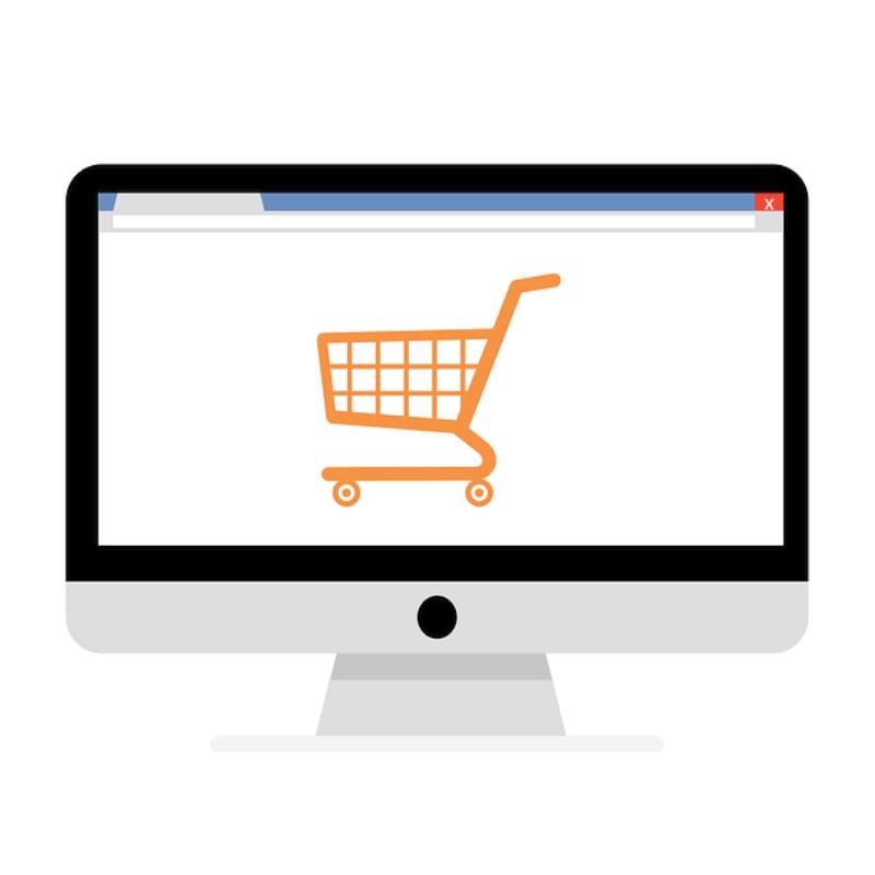 Einkaufen und Bezahlen im Internet