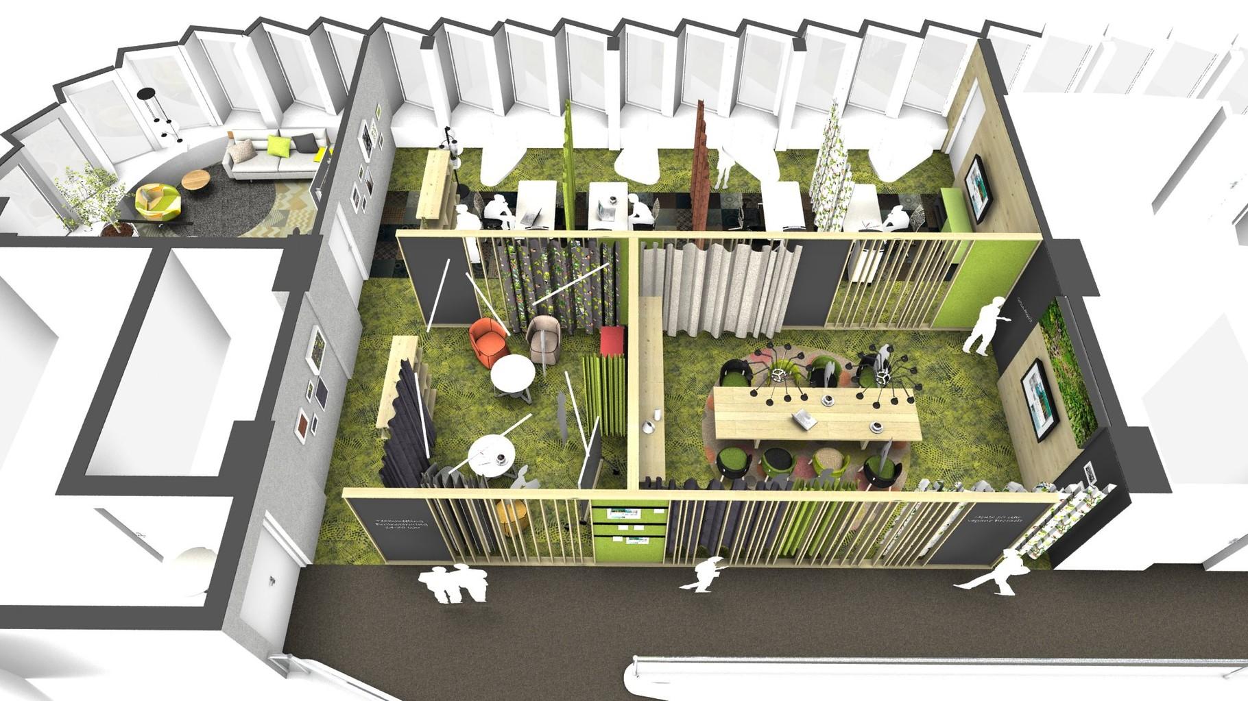 moderne burokonzepte grundriss, bürokonzepte,büroplanung, gastronomieplanung ,shopdesign, Design ideen