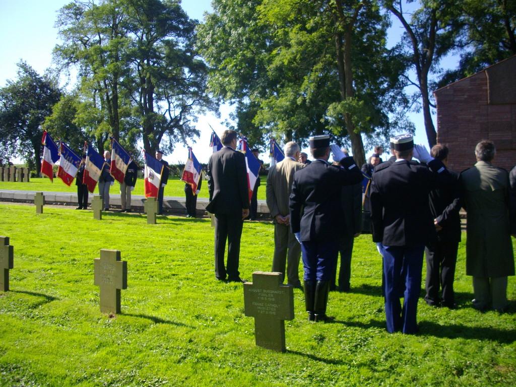 cimetière allemand Rancourt