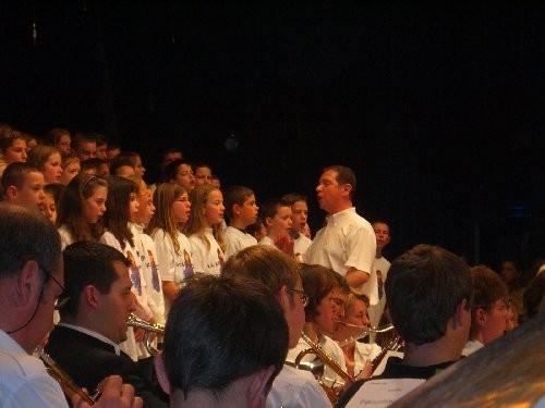 Un choeur d'enfants en leur mémoire  1916 - 2006  chants et Hymnes