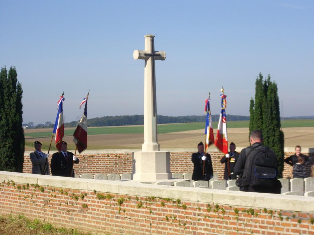 cimetière britannique Rancourt