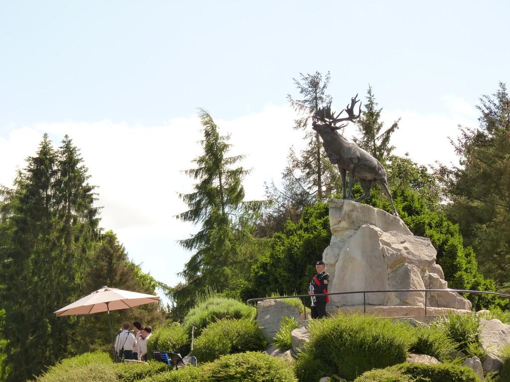 Le mémorial terre-neuvien