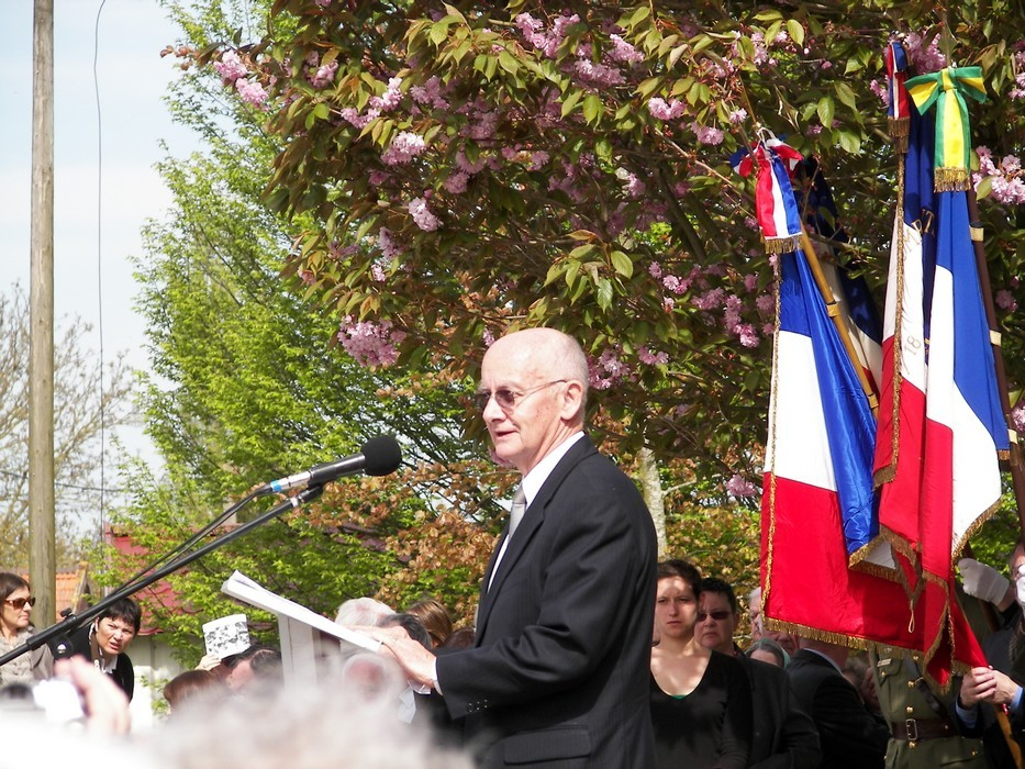 Mr David Ritchie Ambassadeur d'Australie en France