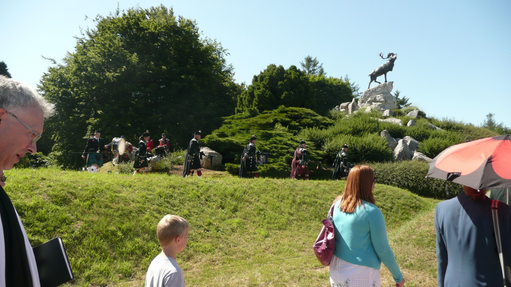 Newfoundland park in Beaumont Hamel