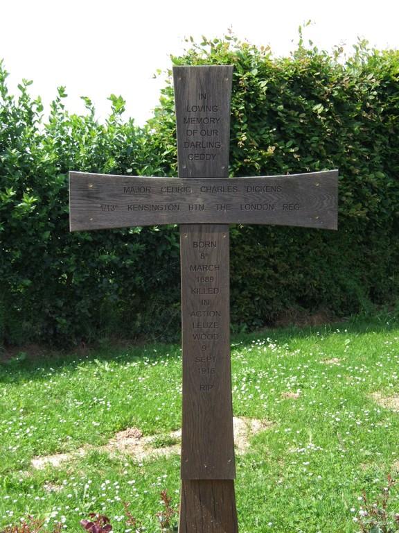 Dicken's Cross