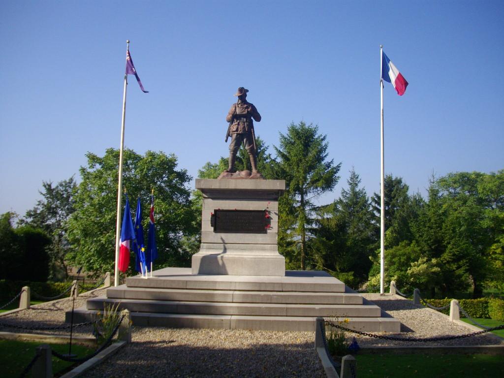Mont St Quentin