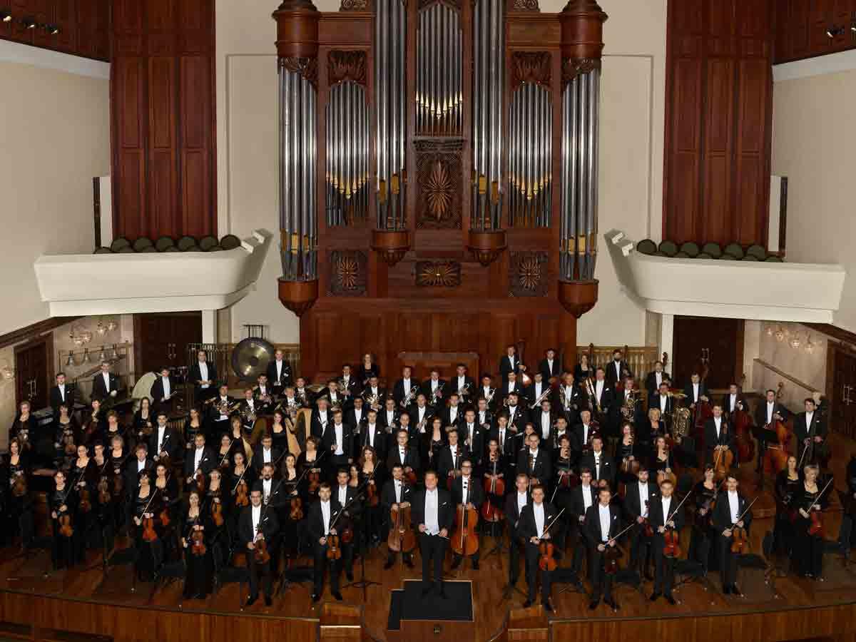 Nationales Sinfonieorchester Tatarstan