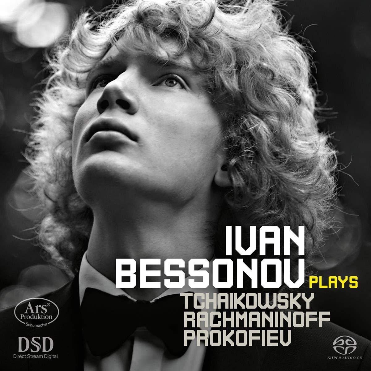Neue CD von Ivan Bessonov ist erschienen