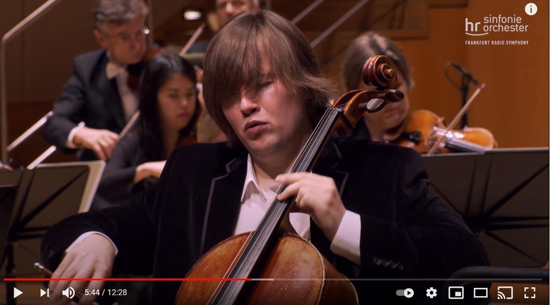 Ivan Karizna & Christoph Eschenbach & hr-Sinfonieorchester