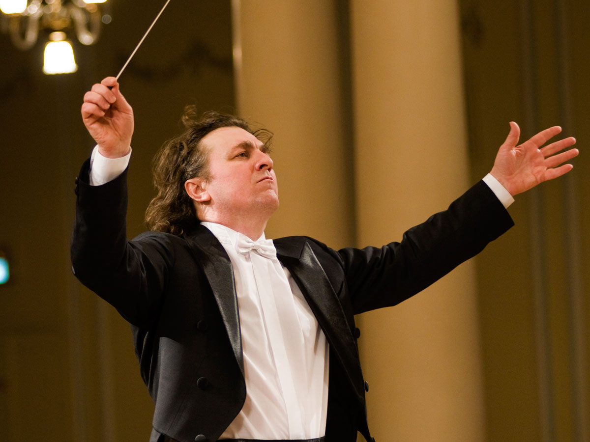 National State Symphony Orchestra of Ukraine, Leitung - Volodymyr Sirenko