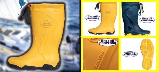 rico y magnífico gran variedad de estilos muy baratas Botas de lluvia para hombre, dama y niño. Botas Nauticas ...