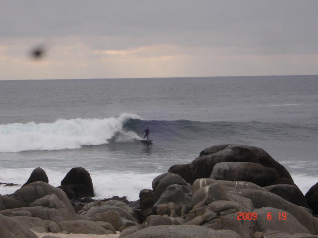 CHILE JUNIO 2009