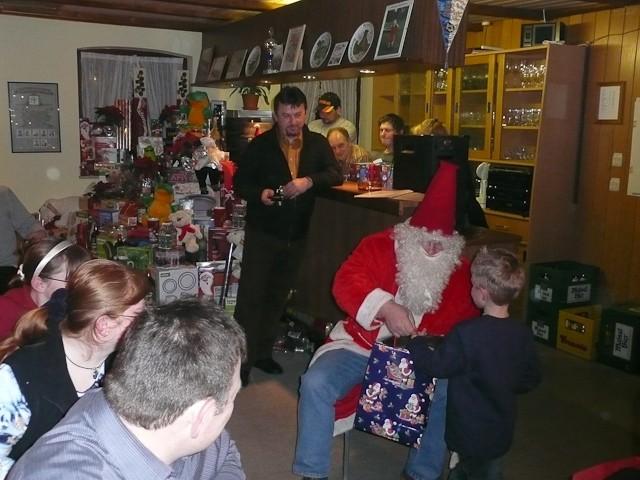 Weihnachtsfeier in unserem Club 72