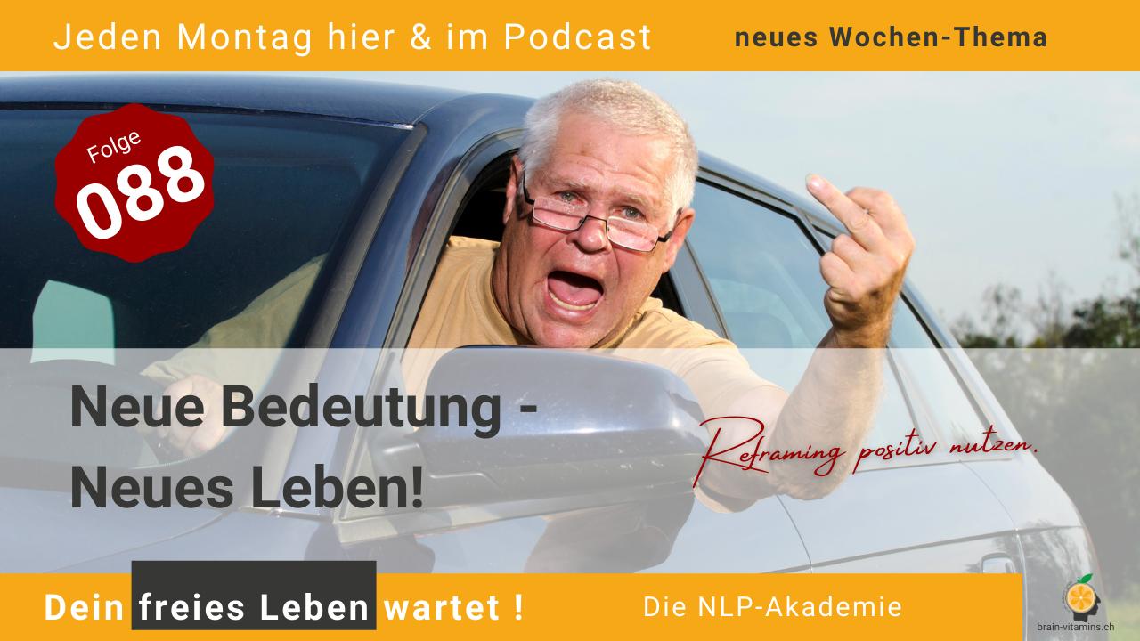 Neue Bedeutung - Neues Leben! - #088