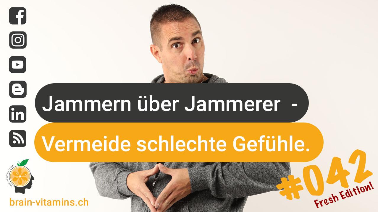 Jammern über Jammerer - # 042