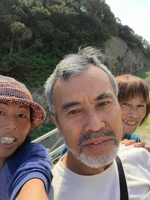 会いたかった人 その① 松田大児画伯の奥様圭子さん!いつもありがとうございます!