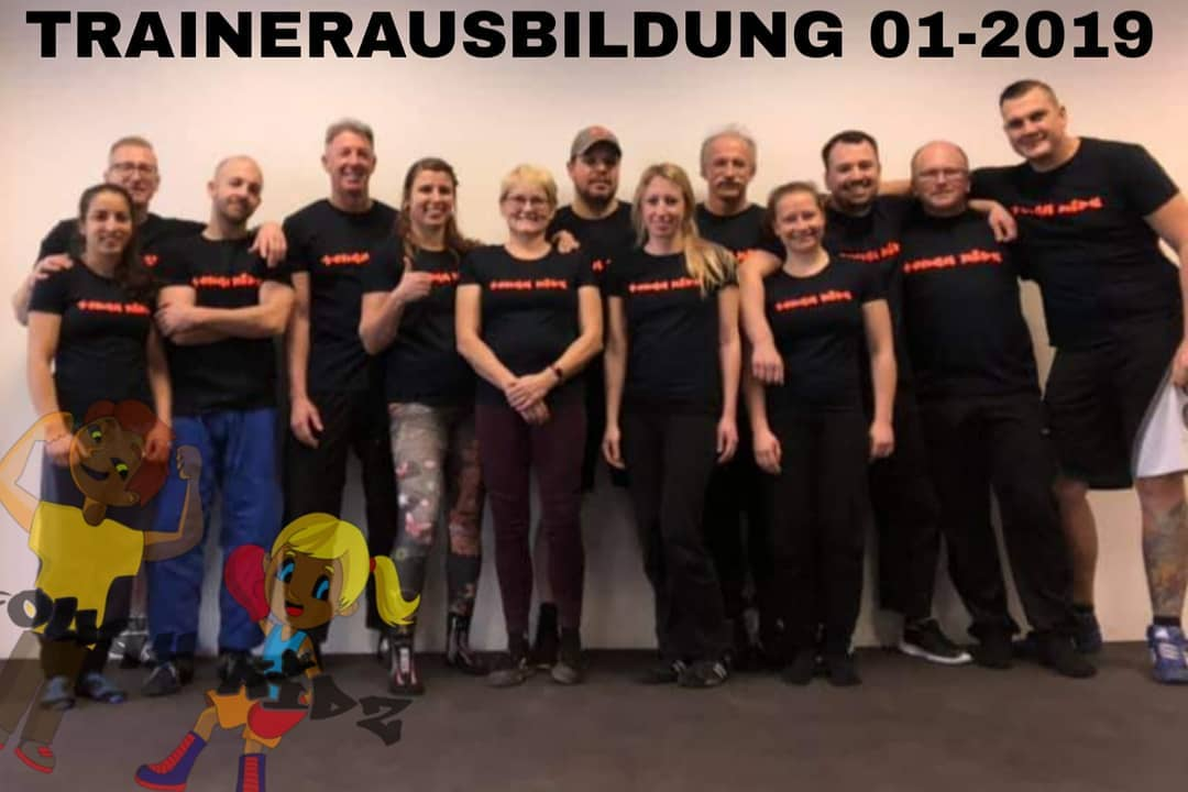 Tough Kidz - Trainerausbildung 2019 in Köln