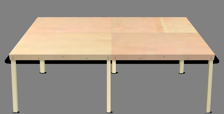 modelleisenbahn tisch