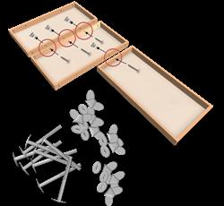 Rahmenbauweise
