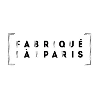 label fabriqué à Paris artisan maroquinerie. Made in Paris.
