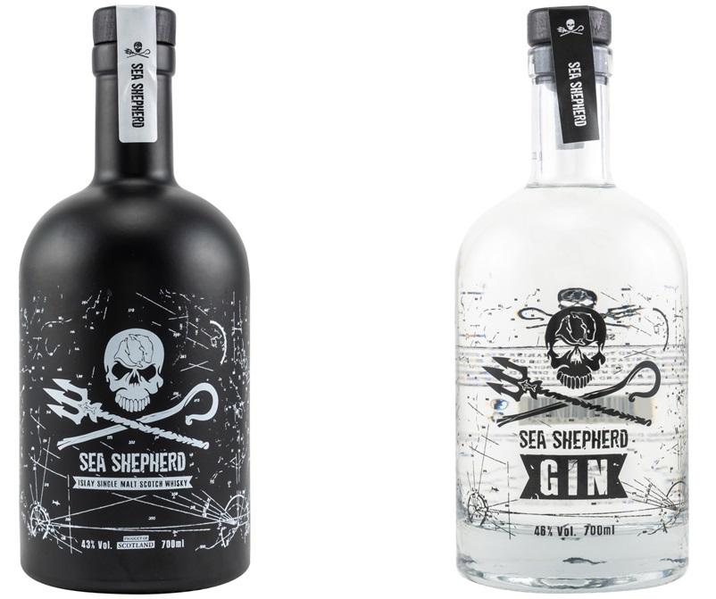 Sea Shepherd Whisky & Gin