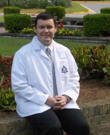 Dr. Wes Waldrep, dentist