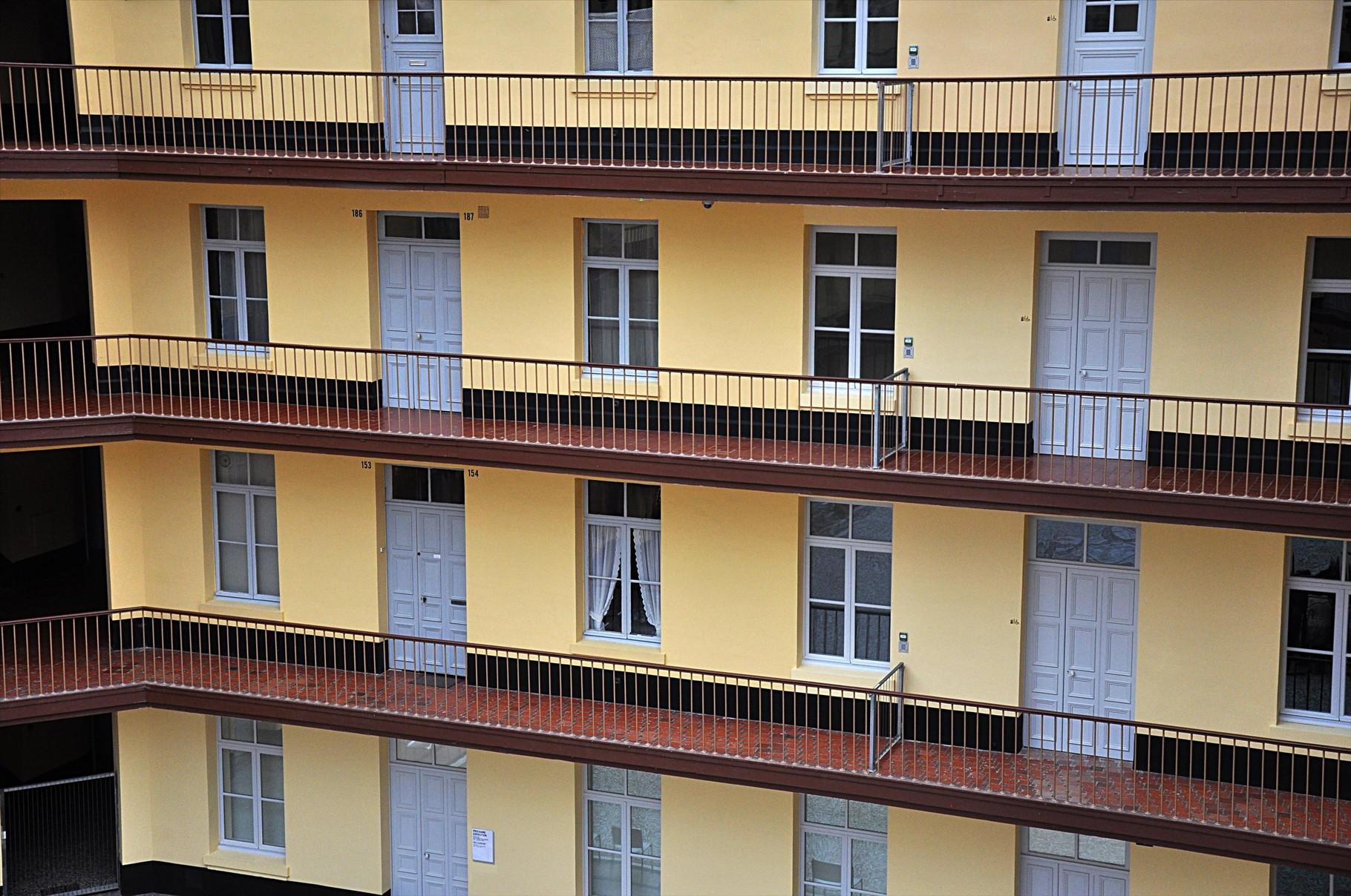 Godin vivait lui-même dans un de ces appartements
