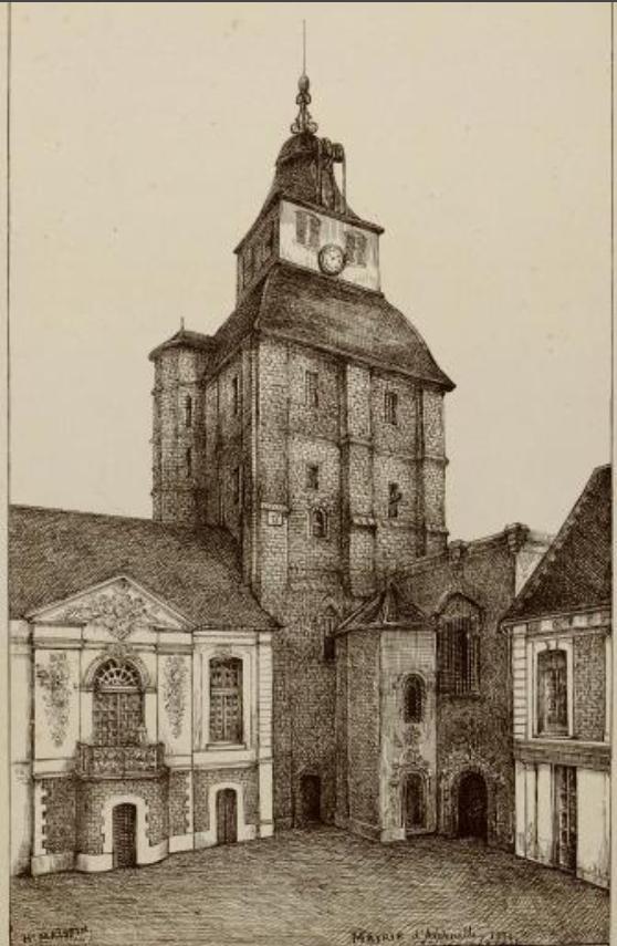 Beffroi, 1884