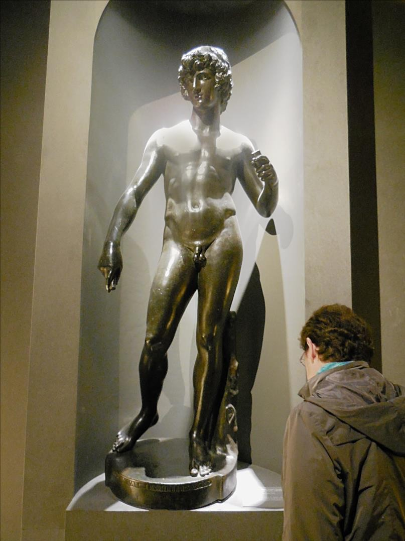 Adonis, Jean-Balthazar Keller, 1687, statue, bronze