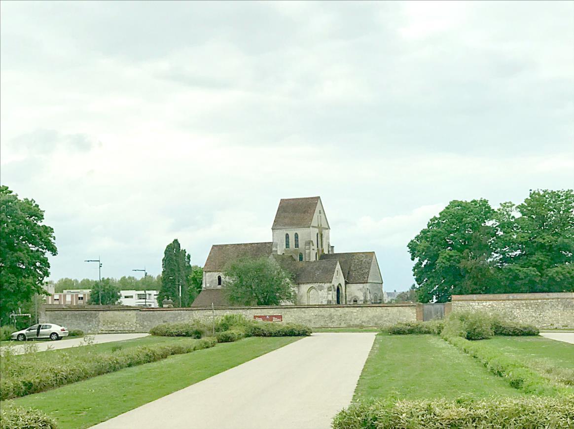 Maladrerie, la Chapelle
